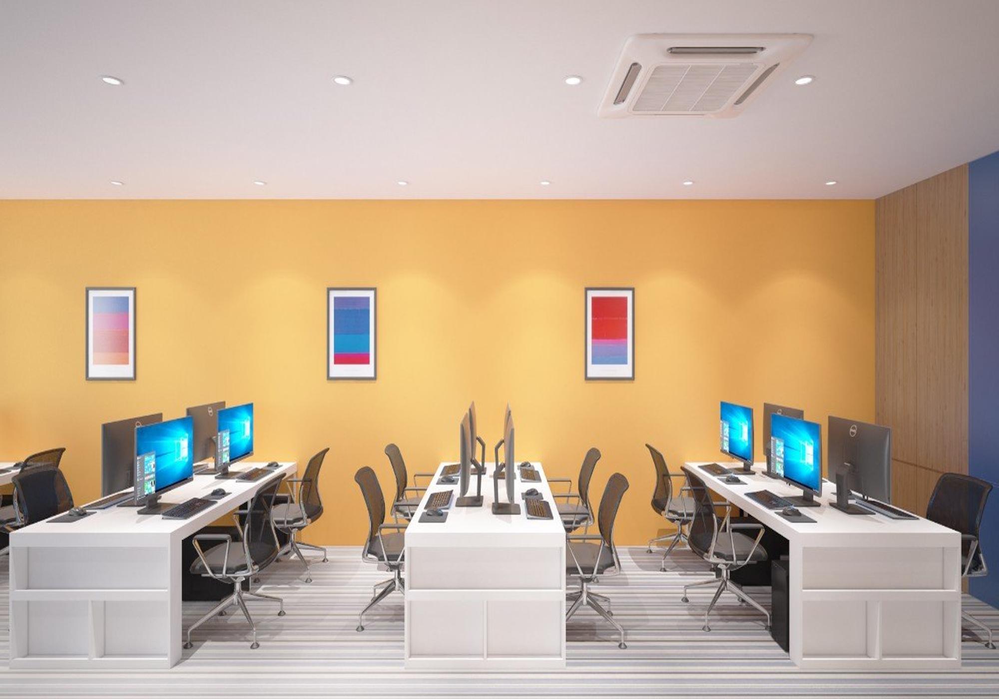Nội Thất Văn Phòng – Thiết Kế, Thi Công Nội Thất Công Ty Sunny Media