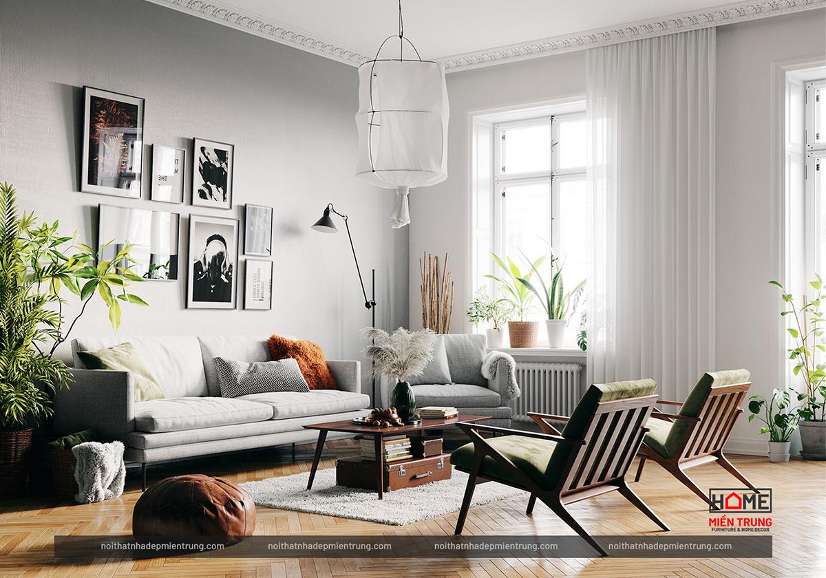 Nội thất Nghệ An – Phong cách scandinavia